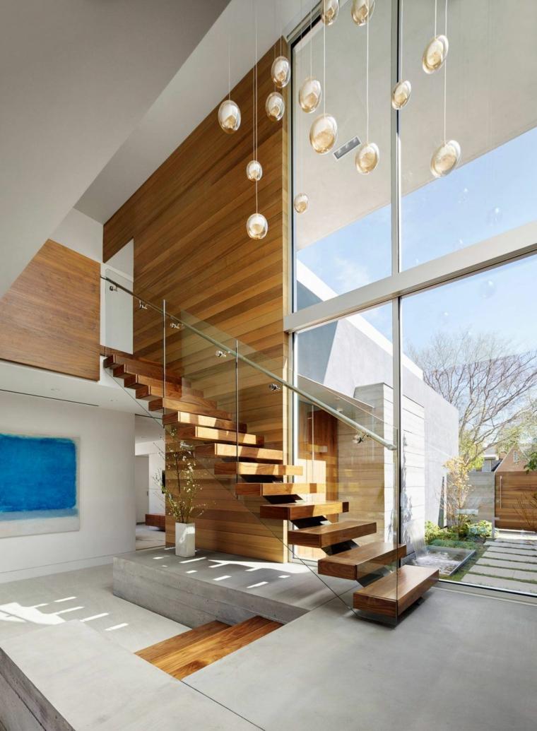 Diseno De Escaleras Te Compartimos Diferentes Tipos Y Consejos Que - Tipos-de-escaleras-para-casas