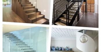 Diseño de escaleras, te compartimos diferentes tipos y consejos que te ayudarán a escoger la que más adecuada para tu hogar