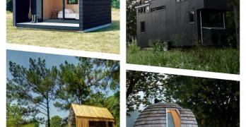 Parte 1: diseño de casas pequeñas y bonitas, no te pierdas unas construcciones espectaculares que podrás implementar en nuevos proyectos personales