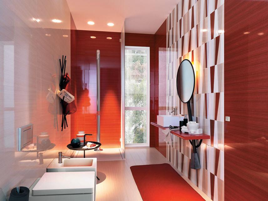 Cerámicas para cuartos de baño, diferentes modelos y ...
