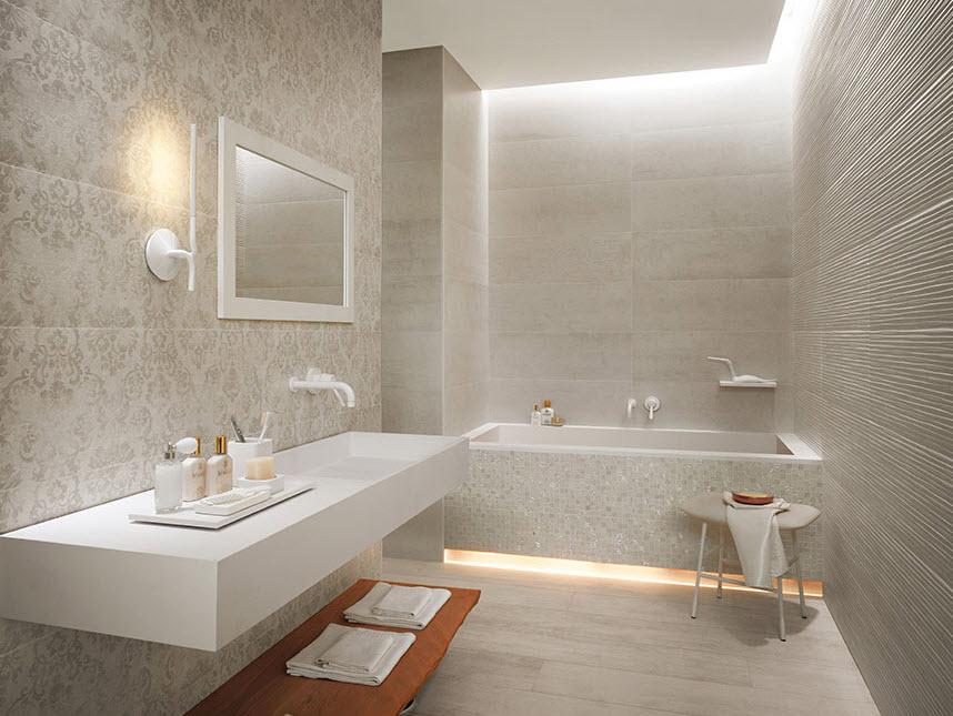 Cerámicas para cuartos de baño, diferentes modelos y colores así ...