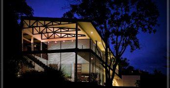 Casa de campo moderna, una construcción fabulosa con ideas para implementar en tu propio hogar
