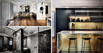 Diseño de un apartamento super moderno, ideal para remodelaciones en tu hogar o futuros trabajos