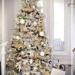 Árboles de Navidad decorados al mejor estilo rústico – Ideas originales