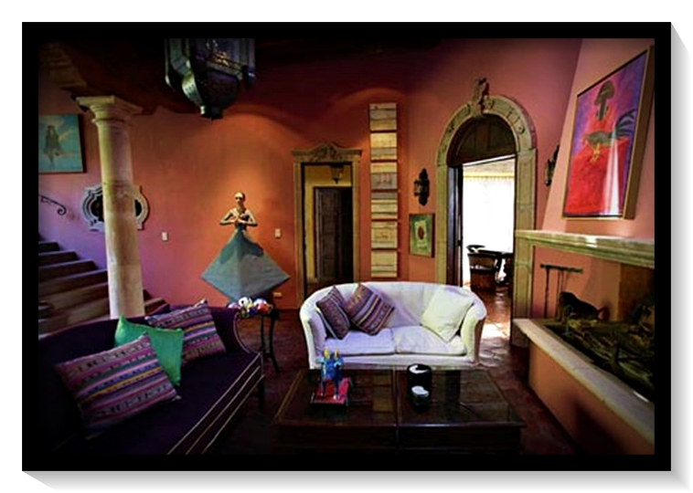 Mexican style living rooms - Different ways to update your ...