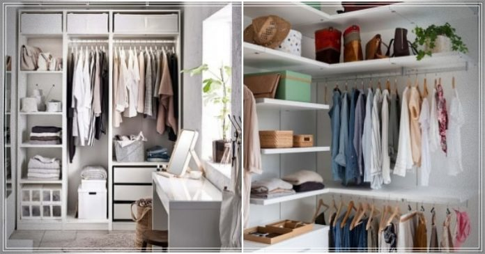 Small Dressing Rooms Learn To Organize Yourself In The Best Way