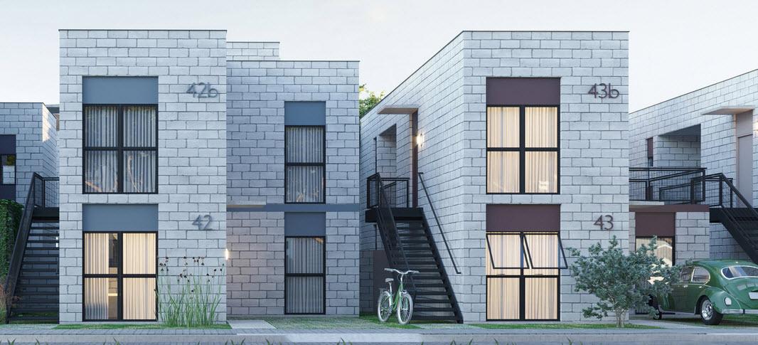 Planos De Casas Pequeñas Con Posibilidad De Ampliación