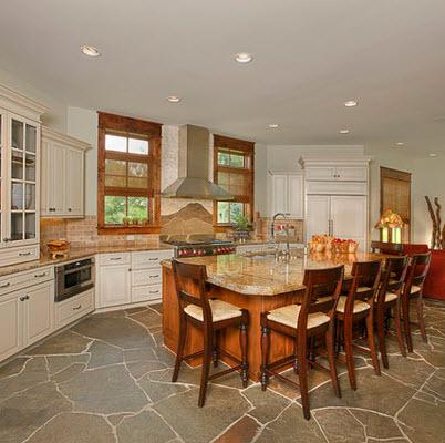 Dise o y tipos de pisos para cocinas determina cual es el - Cual es el mejor ambientador para casa ...