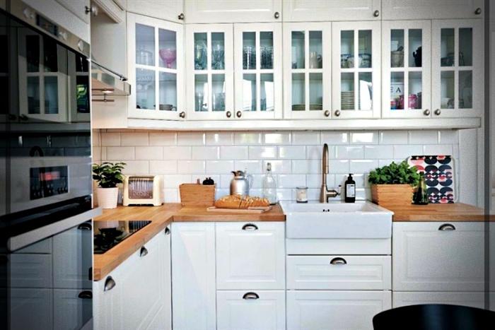 Cocinas Ikea - Diseños, ideas y consejos para combinar los muebles ...